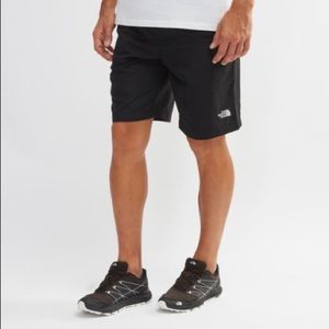 The north face class V trail belted shorts